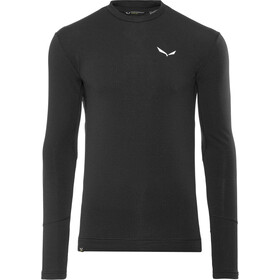 SALEWA Pedroc PTC Longsleeve T-shirt Heren, black out